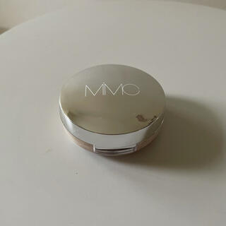 MiMC - MiMC ナチュラルホワイトニングミネラルパウダー