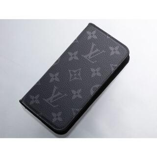 ルイヴィトン(LOUIS VUITTON)のK1497M ヴィトン エクリプス iPhone X,XS用ケース(その他)
