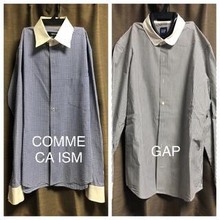 コムサイズム(COMME CA ISM)のCOMME CA ISM / GAP シャツセット(シャツ)
