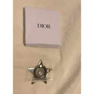 ディオール(Dior)のDior スマホリング 非売品 星(その他)