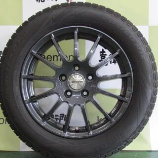 フォルクスワーゲン(Volkswagen)の◆シャランに◆Weds(ウェッズ)IRVINE(アーヴィン)F01 4本セット(タイヤ・ホイールセット)