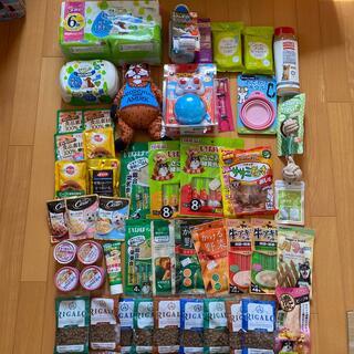 イナバペットフード(いなばペットフード)の犬/わんちゃん用品 食べ物 47点セット(犬)