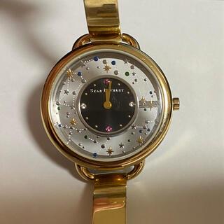 スタージュエリー(STAR JEWELRY)のスタージュエリー トランスペアレントウォッチ(腕時計)