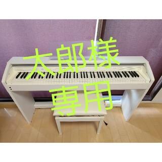 カシオ(CASIO)のCASIO☆電子ピアノ☆PX-750WE☆2014年製 (電子ピアノ)