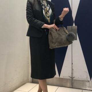 スーツカンパニー(THE SUIT COMPANY)のスーツカンパニー ウールジャージー セットアップス グレー(スーツ)