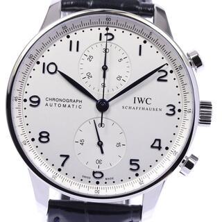 IWC - ☆美品 IWC ポルトギーゼ IW371446 メンズ 【中古】