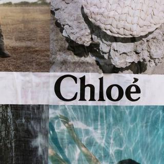 Chloe - Chloe 定番人気 リボンタイ シルクブラウス