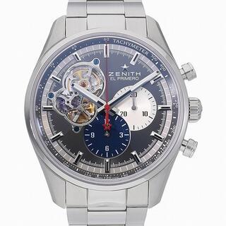 ゼニス(ZENITH)の[z3657]ゼニス クロノマスター 1969 エルプリメロ オープン 03.2(腕時計(アナログ))