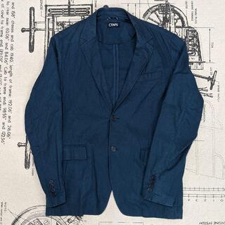 ポロラルフローレン(POLO RALPH LAUREN)のCHAPS Ralph Lauren リネン コットン 90s ジャケット(テーラードジャケット)