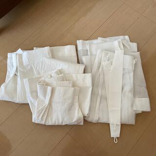 ムジルシリョウヒン(MUJI (無印良品))の無印良品オーダーカーテン・レースカーテン(カーテン)