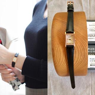 マーガレットハウエル(MARGARET HOWELL)の未使用 保証付き マーガレットハウエル 25周年記念 アニバーサリーウォッチ(腕時計)