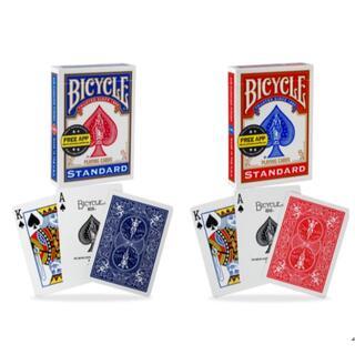 コストコ(コストコ)の2個 ★ BICYCLE バイスクル トランプ 赤 青 セット バイシクル(トランプ/UNO)