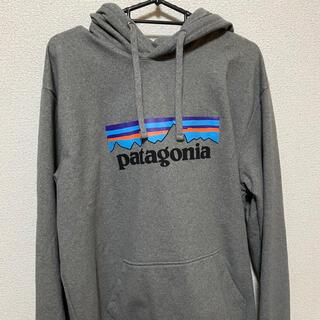 パタゴニア(patagonia)のpatagonia パーカー(プルオーバー)(パーカー)