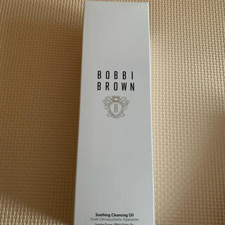 ボビイブラウン(BOBBI BROWN)のボビィブラウン スージングクレンジングオイル(クレンジング/メイク落とし)