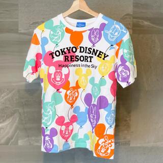 Disney - ディズニー バルーンTシャツ Sサイズ