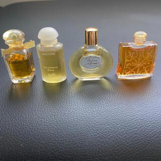 Hermes - HERMES エルメス 香水 ミニボトル 4点