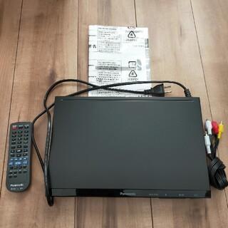 パナソニック(Panasonic)のpanasonic DVD-s500-k パナソニック DVDプレーヤー(DVDプレーヤー)