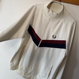 フレッドペリー(FRED PERRY)の古着 ジャケット オーバーサイズ(ブルゾン)