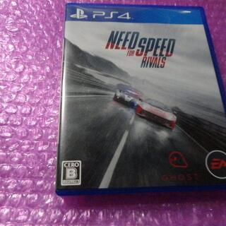 プレイステーション4(PlayStation4)のPS4 ニード・フォー・スピード ライバルズ⇒送料無料(家庭用ゲームソフト)