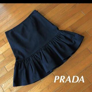 プラダ(PRADA)の PRADA  スカート(ひざ丈スカート)