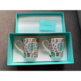 Tiffany & Co. - ティファニー カップセット