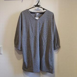 サンカンシオン(3can4on)の新品未使用 3can4on 七分袖Tシャツ Lサイズ(Tシャツ(長袖/七分))