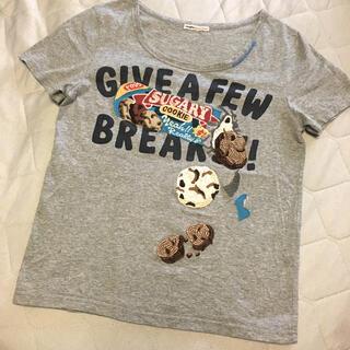 rough - rough Tシャツ レディース フリーサイズ