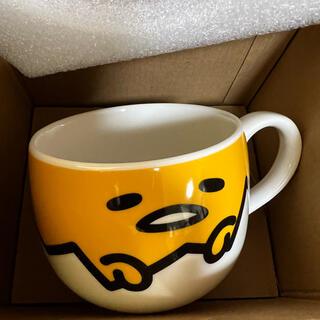グデタマ(ぐでたま)のぐでたま マグカップセット シリコンコースター付き(キャラクターグッズ)