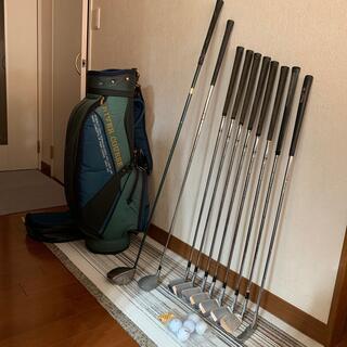 初心者メンズゴルフセット豪華10本⛳️ブランドCallaway・Mizuno(クラブ)