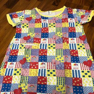 ショコラ(Chocola)のChocola チュニックTシャツ(Tシャツ/カットソー)