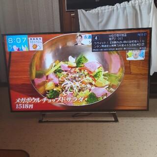 東芝 - 東芝49V型液晶テレビ 4K対応 無線LAN内蔵 YouTube 49J10X