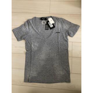 ディースクエアード(DSQUARED2)の【期間限定値下げ!】DSQUARED2 Vネックシャツ(Tシャツ(半袖/袖なし))