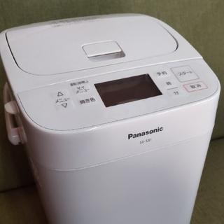 Panasonic - Panasonic ホームベーカリー