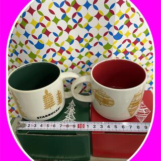 Starbucks Coffee - ペアマグカップ スターバックス 限定品