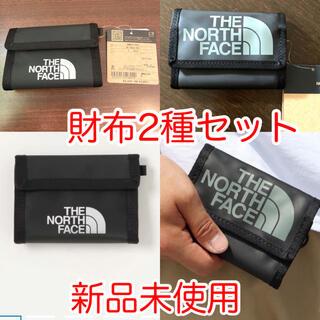 THE NORTH FACE - 新品 ベースキャンプウォレット&ウォレットミニ 2種セット販売
