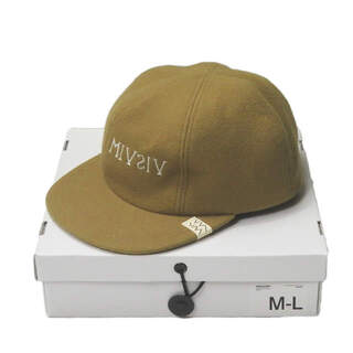 VISVIM - visvim 20SS HONUS CAP(MIVSIV) ベースボールキャップ