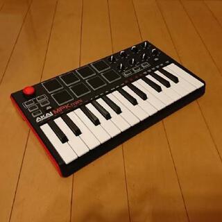 MPK mini MK3 シンセキーボード(MIDIコントローラー)