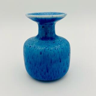 ロールストランド(Rorstrand)のグンナー・ニールンド Granola 花瓶 10cm 1960's 北欧(花瓶)