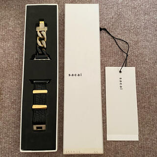 Apple Watch - Apple Watch sacai ベルト バンド 38mm