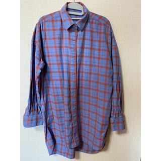 スライ(SLY)のSLYのチェックシャツ(シャツ/ブラウス(長袖/七分))