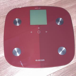 ELECOM - エレコム 体重計