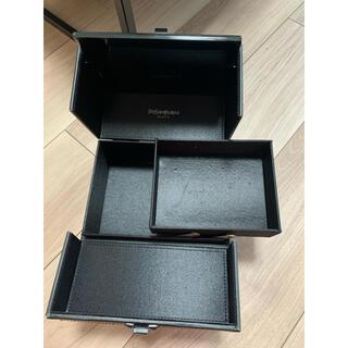 Yves Saint Laurent Beaute - ★イヴサンローラン コスメボックス ブラック★超美品