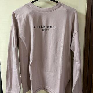 グレイル(GRL)のTシャツ(Tシャツ(長袖/七分))