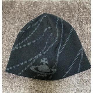 ヴィヴィアンウエストウッド(Vivienne Westwood)のイタリア製 ヴィヴィアンウエストウッドのニット帽(ニット帽/ビーニー)