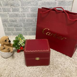 カルティエ(Cartier)のカルティエ  腕時計 ケース(ショップ袋)