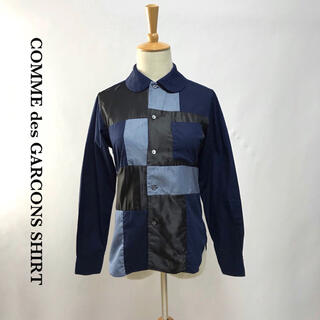 コムデギャルソン(COMME des GARCONS)のCOMME des GARCONS コムデギャルソン シャツ 長袖 レディース(シャツ/ブラウス(長袖/七分))