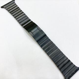 Apple Watch - Apple純正品 リンクブレスレット アップルウォッチ 換えバンド42,44mm