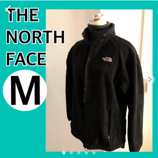 ザノースフェイス(THE NORTH FACE)の44  ノースフェイス 黒 アウター M   THE NORTH FACE(その他)