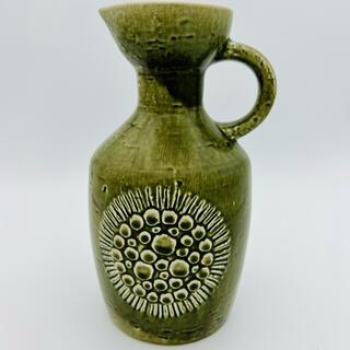 ロールストランド(Rorstrand)のグンナー・ニールンド Zenit 花瓶 21cm 1960's 北欧(花瓶)