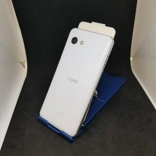 シャープ(SHARP)の399 SIMフリー SH-M09 AQUOS R2 compact ジャンク(スマートフォン本体)